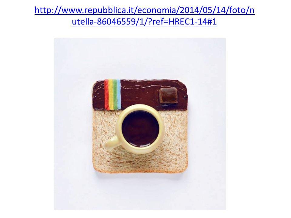 http://www.repubblica.it/economia/2014/05/14/foto/nutella-86046559/1/ ref=HREC1-14#1 Storia degli Spot Nutella: