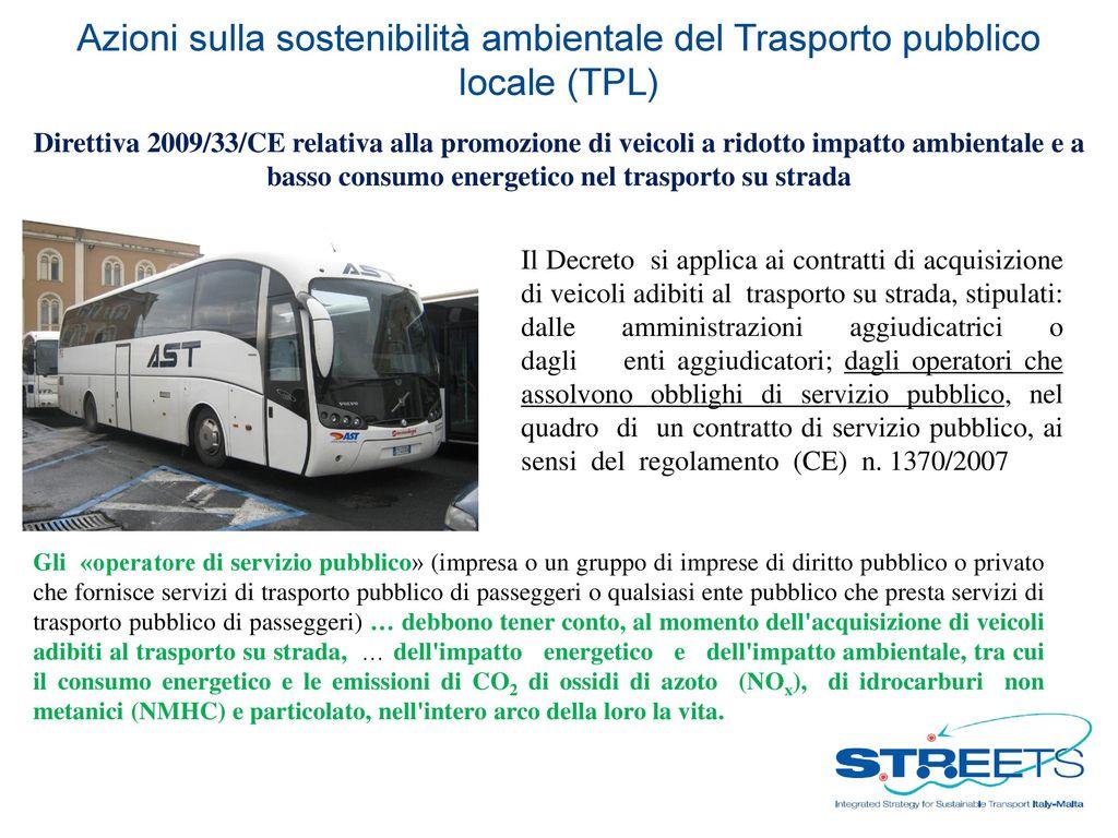 Il piano integrato dei trasporti siculo maltesi ppt for Diritto di passaggio su strada privata