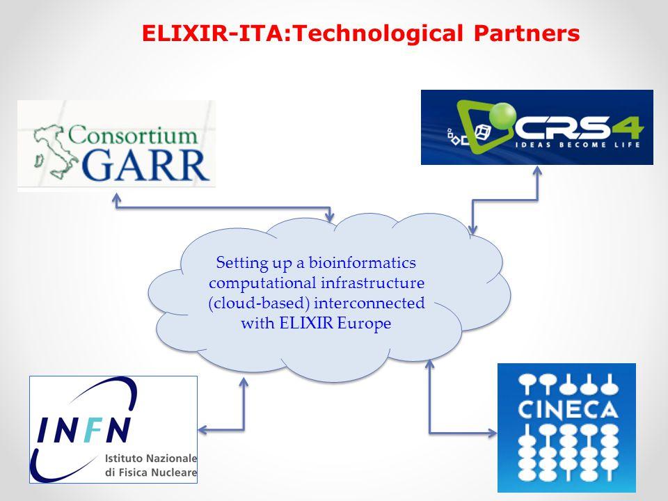 ELIXIR-ITA:Technological Partners