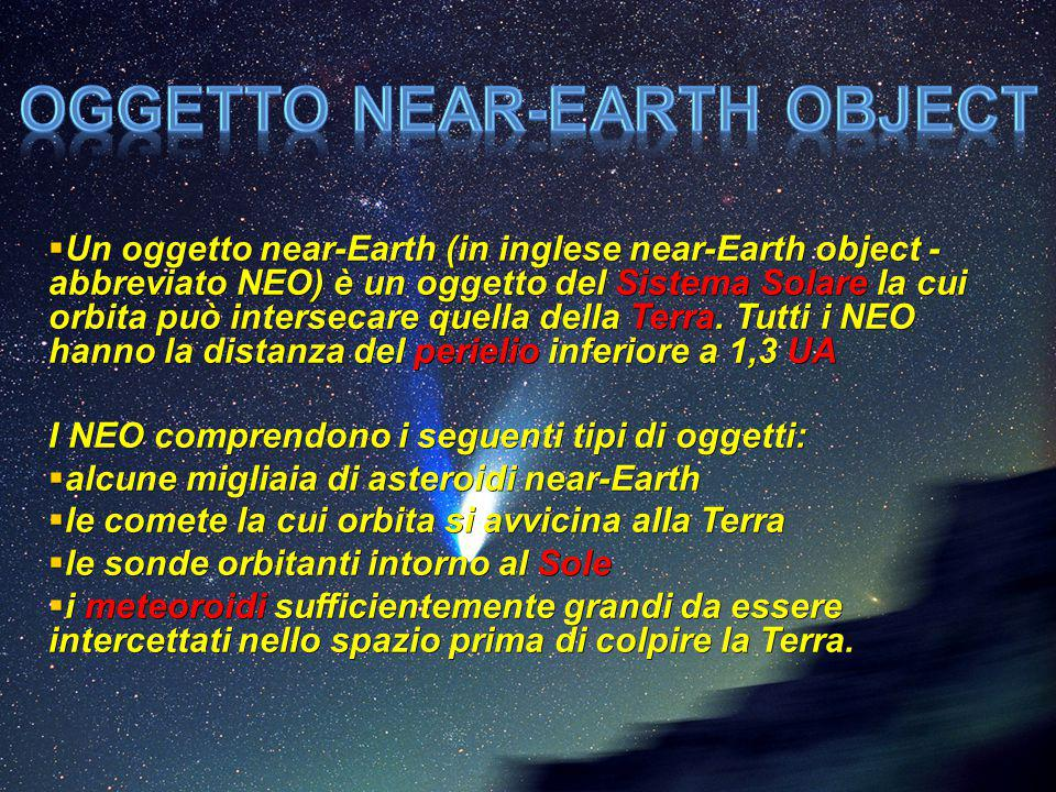 Oggetto near-Earth object