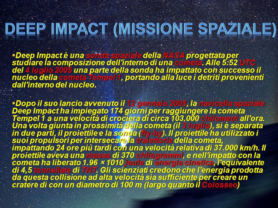 Deep Impact (missione spaziale)