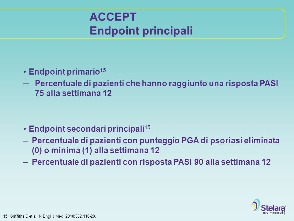 ACCEPT Endpoint principali