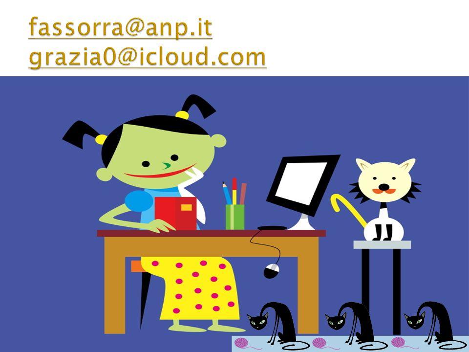 fassorra@anp.it grazia0@icloud.com