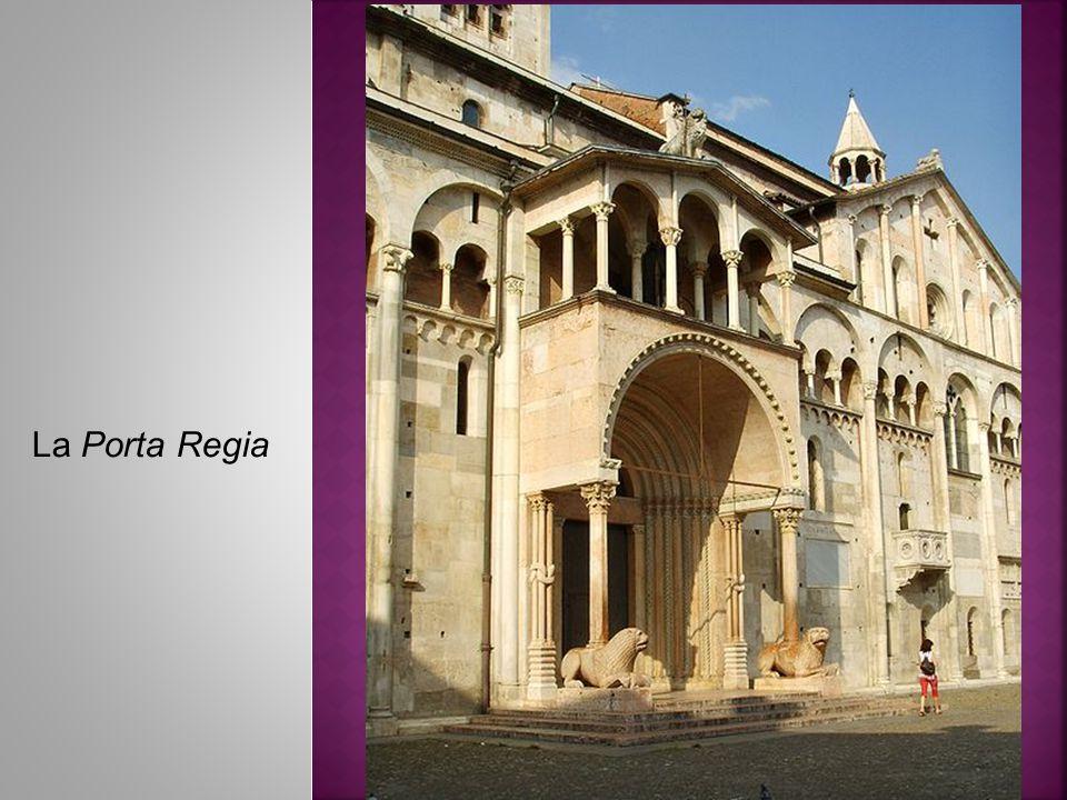 La Porta Regia