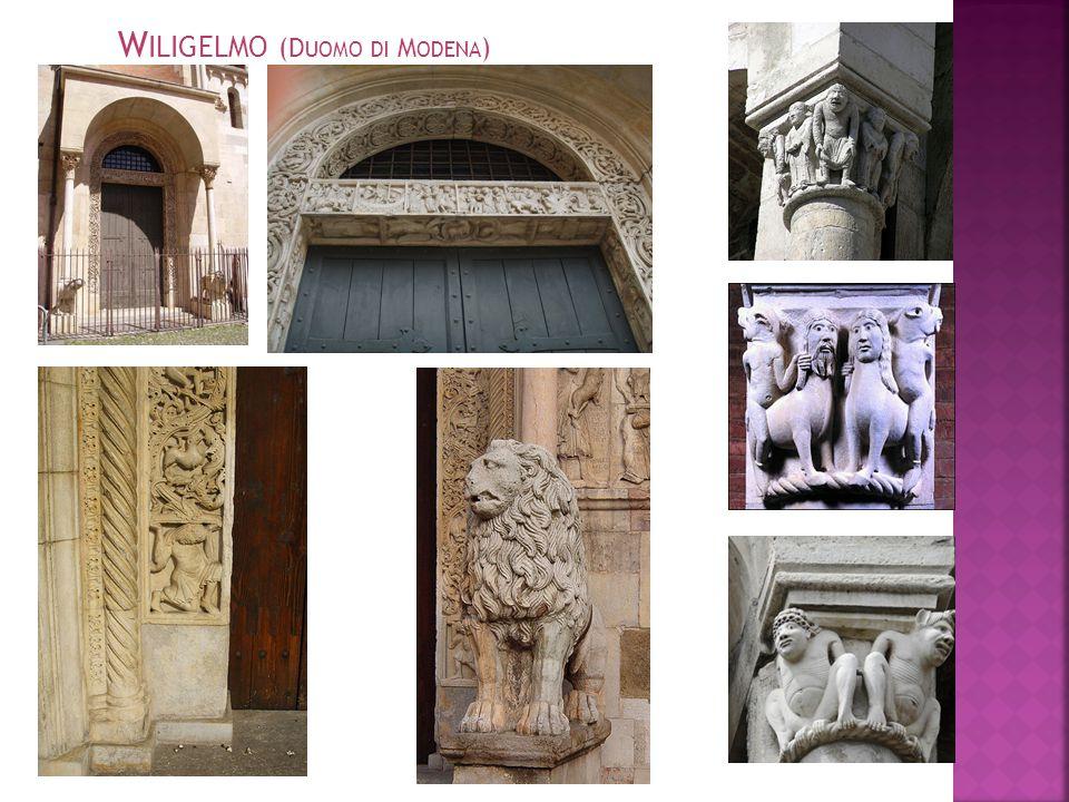 Wiligelmo (Duomo di Modena)