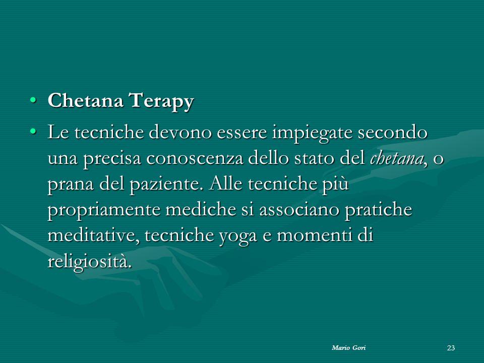 Chetana Terapy