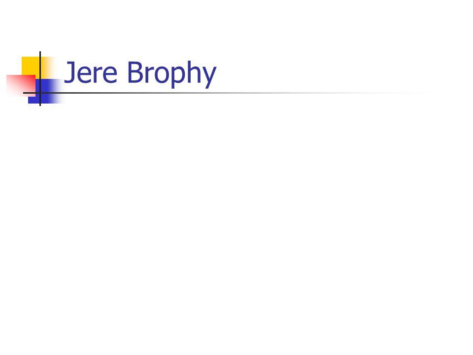 Jere Brophy