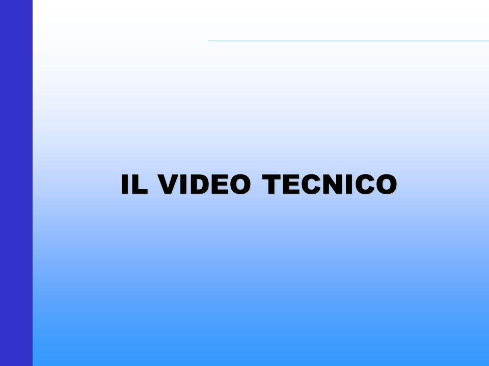 IL VIDEO TECNICO