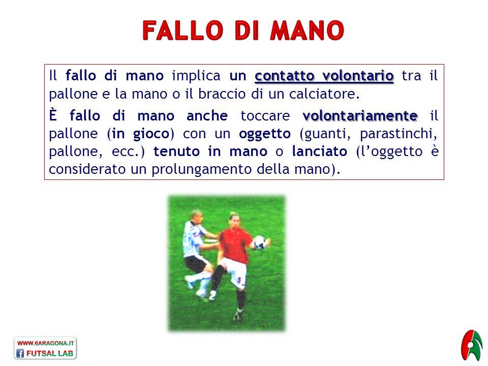 FALLO DI MANO