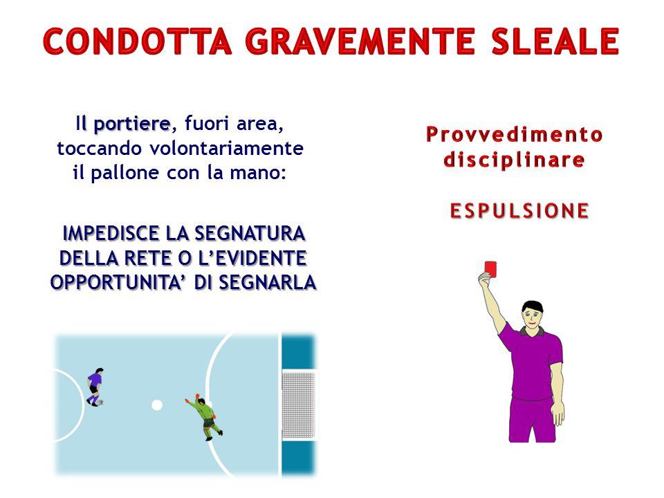 CONDOTTA GRAVEMENTE SLEALE Provvedimento disciplinare