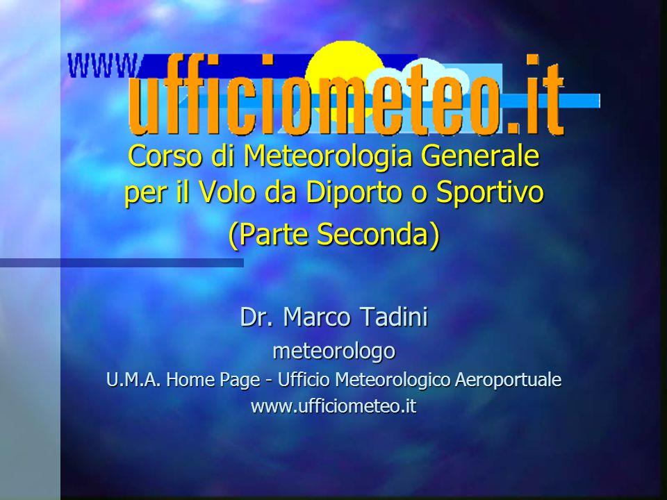 U.M.A. Home Page - Ufficio Meteorologico Aeroportuale