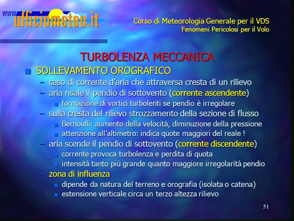 TURBOLENZA MECCANICA SOLLEVAMENTO OROGRAFICO