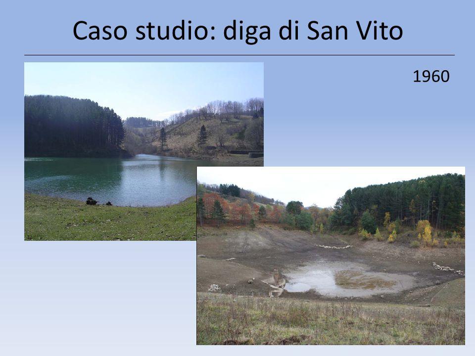 Caso studio: diga di San Vito
