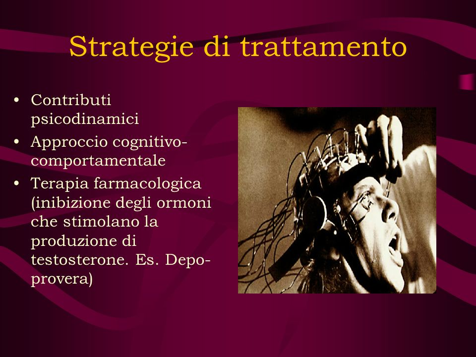 Strategie di trattamento