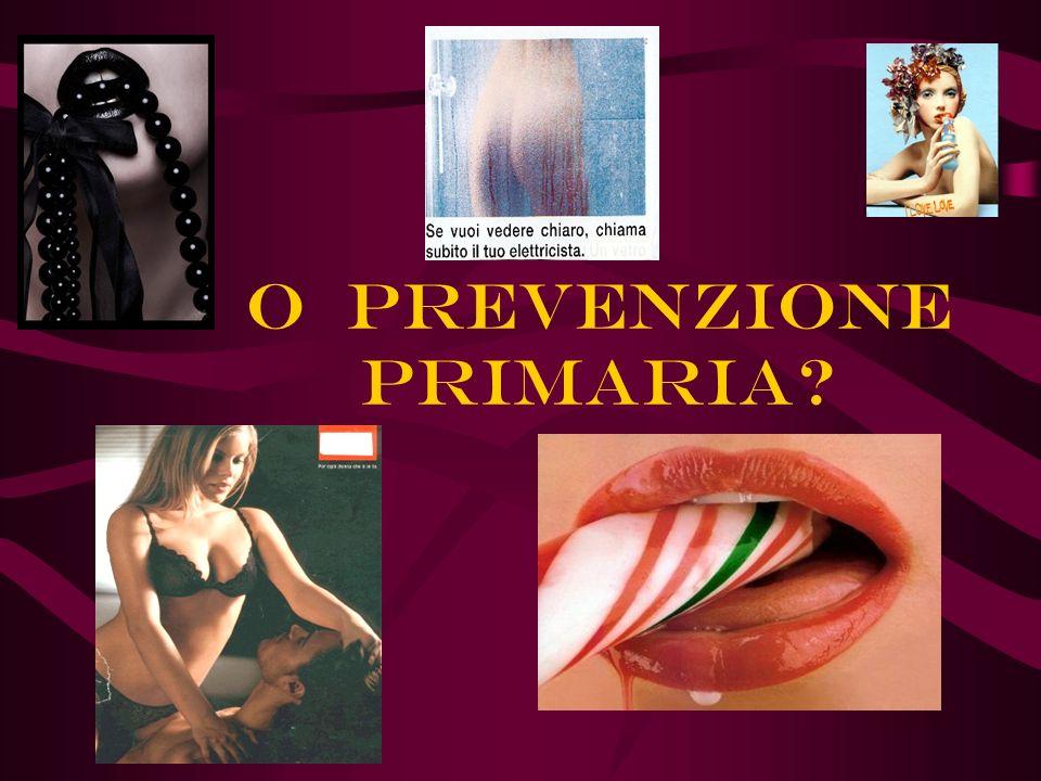 O prevenzione primaria