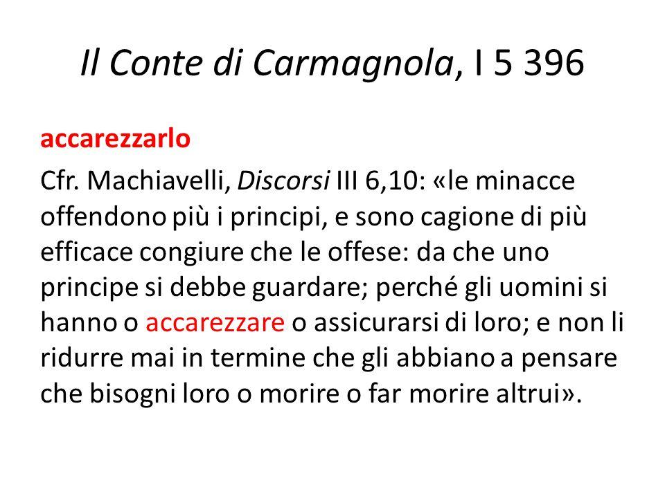 Il Conte di Carmagnola, I 5 396