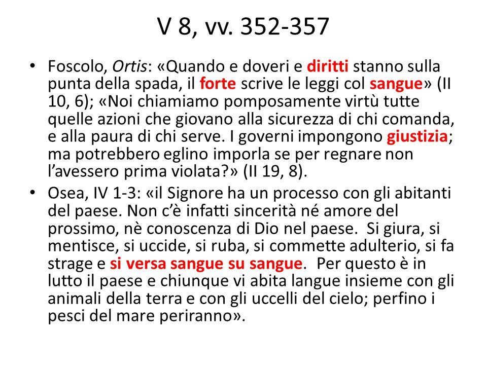 V 8, vv. 352-357