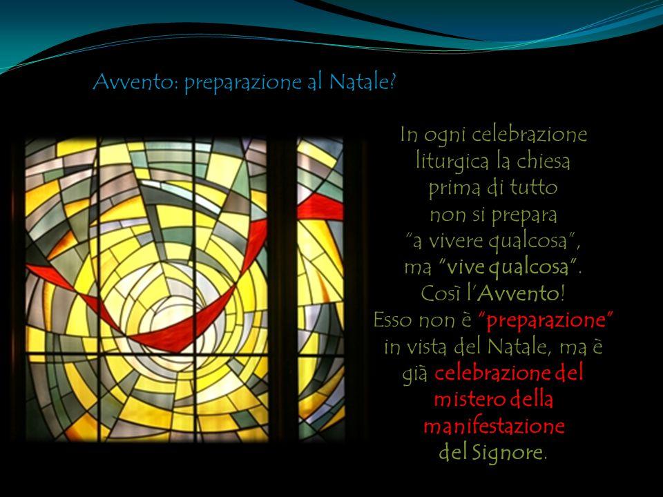 In ogni celebrazione liturgica la chiesa
