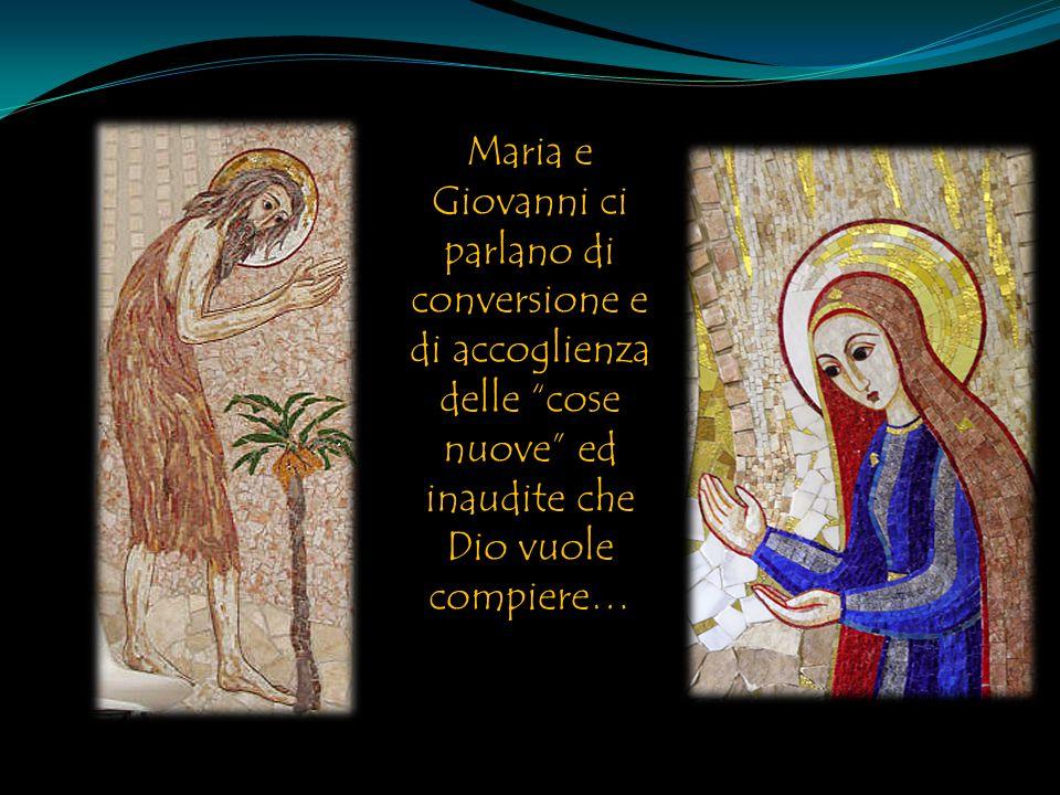 Maria e Giovanni ci parlano di conversione e di accoglienza