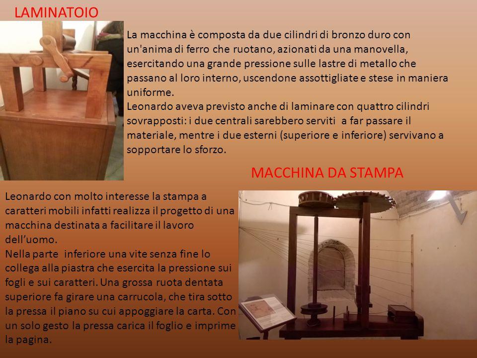 LAMINATOIO MACCHINA DA STAMPA