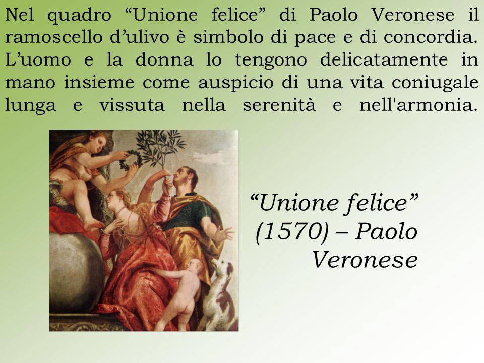 Unione felice (1570) – Paolo Veronese