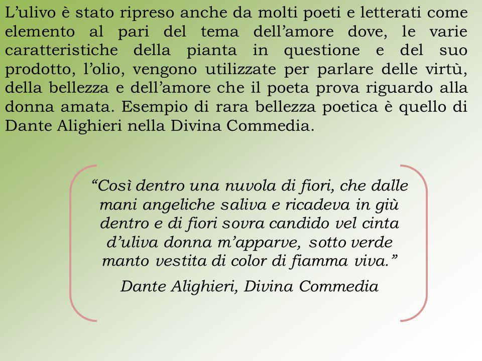 Dante Alighieri, Divina Commedia