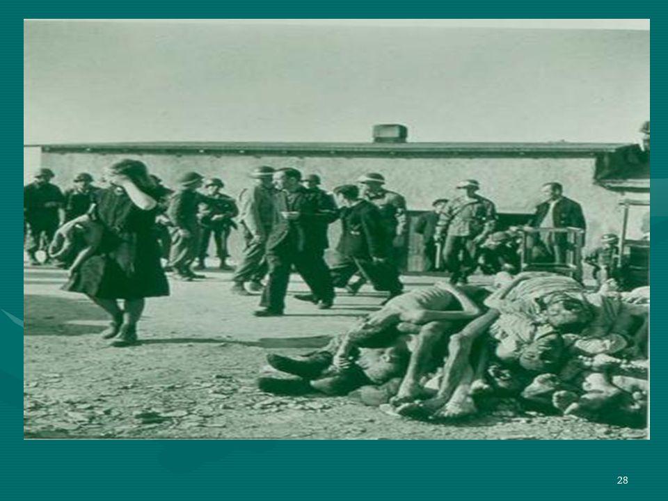 Un giorno, chiaro e sereno, 600 ragazzi ebrei, di 12 -18 anni, vestiti con le leggere uniformi a righe dei prigionieri, furono mandati a morire.