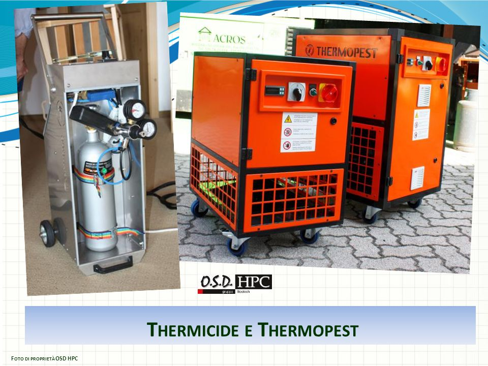 Thermicide e Thermopest