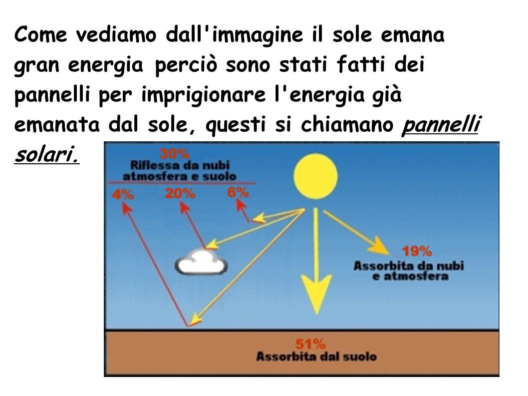 Impianto Solare Termodinamico A Concentrazione Solare