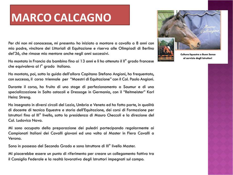 Marco calcagno