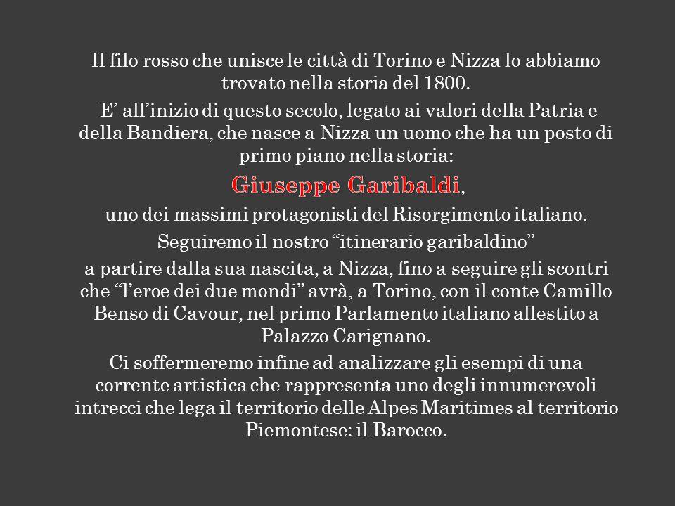 uno dei massimi protagonisti del Risorgimento italiano.
