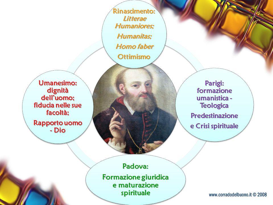Padova: Formazione giuridica e maturazione spirituale