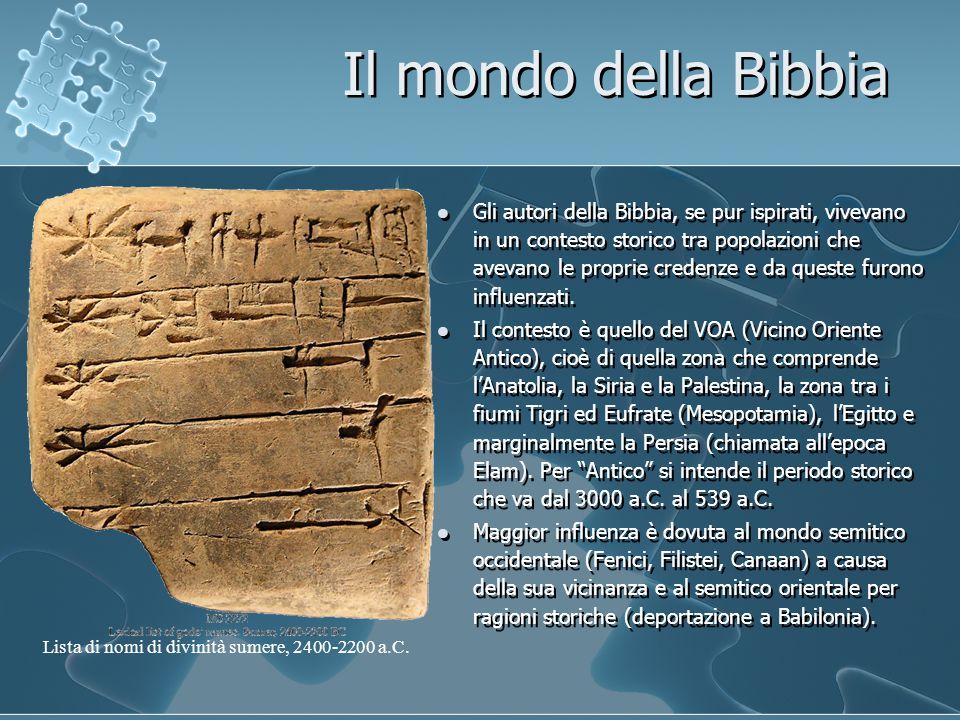 Lista di nomi di divinità sumere, 2400-2200 a.C.