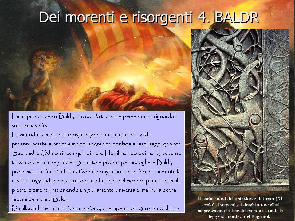 Dei morenti e risorgenti 4. BALDR