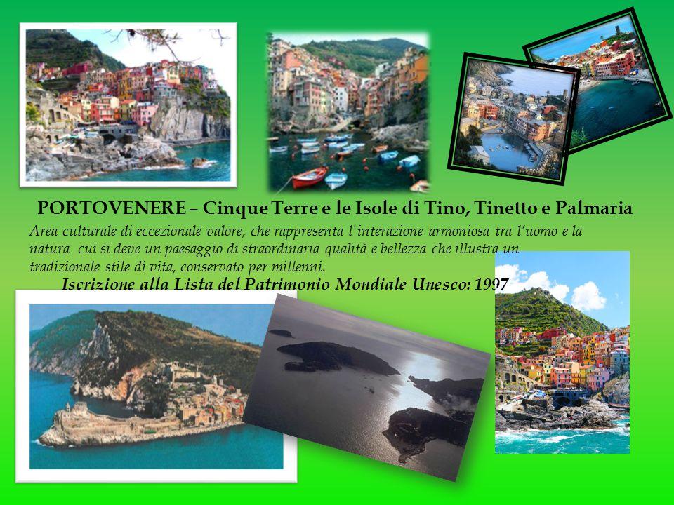 PORTOVENERE – Cinque Terre e le Isole di Tino, Tinetto e Palmaria