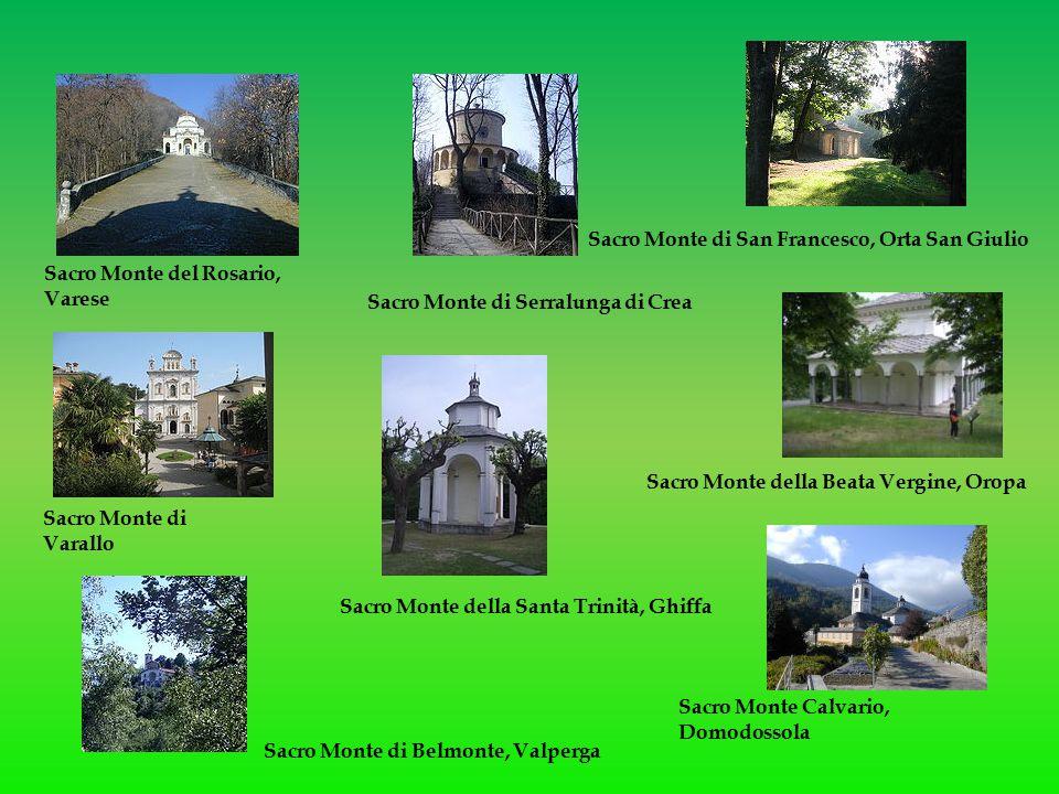 Sacro Monte di San Francesco, Orta San Giulio