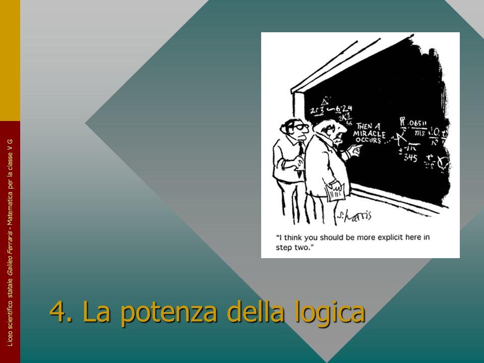 4. La potenza della logica