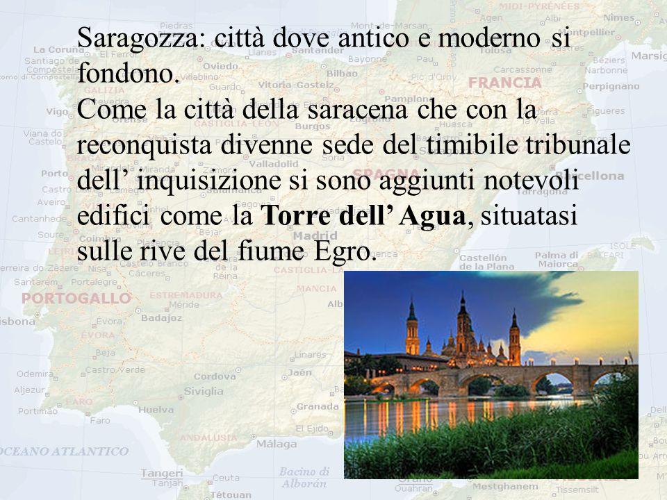 Saragozza: città dove antico e moderno si fondono