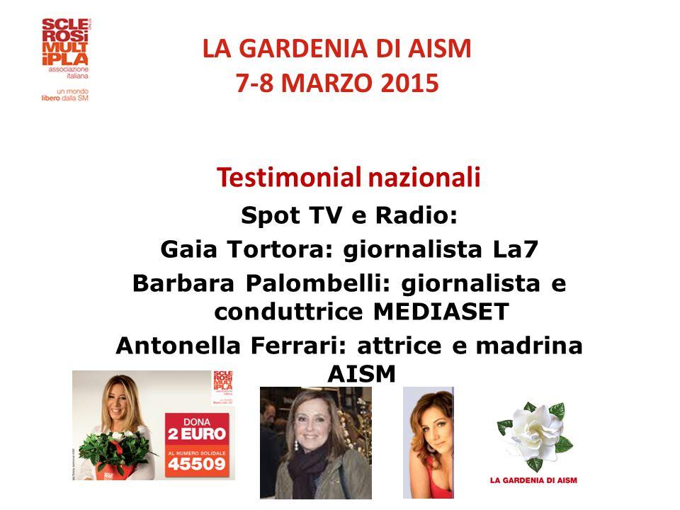 LA GARDENIA DI AISM 7-8 MARZO 2015