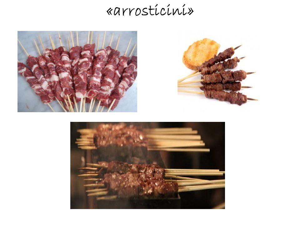 «arrosticini»