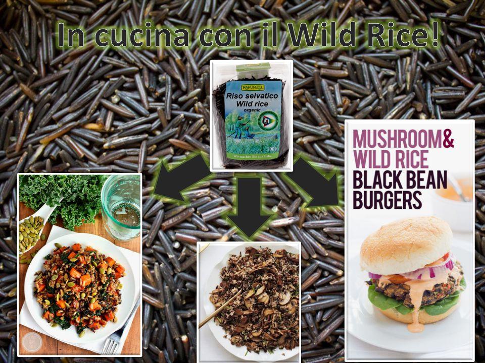 In cucina con il Wild Rice!