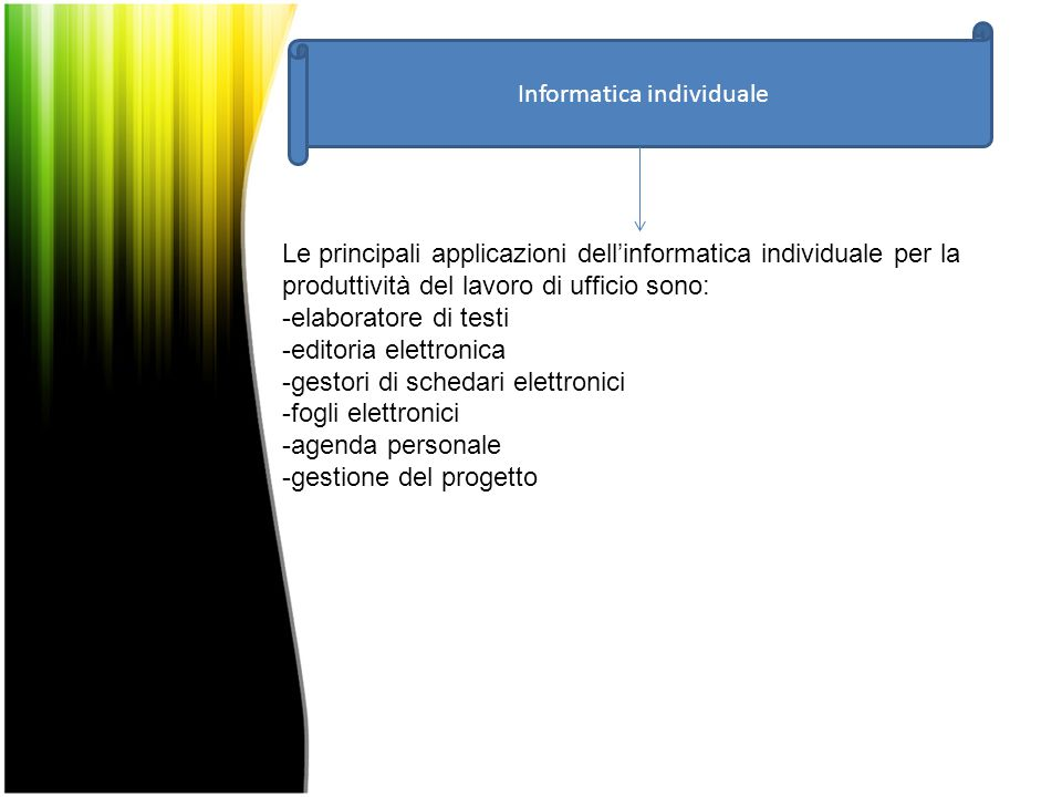 Informatica individuale