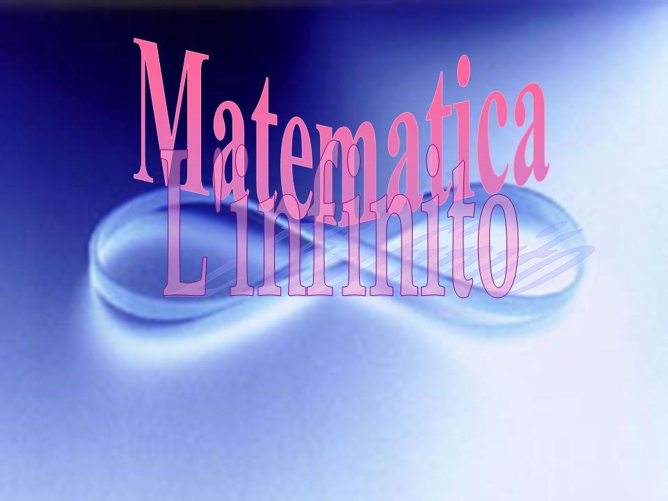 Matematica L infinito