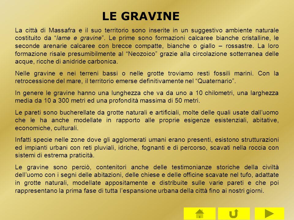 LE GRAVINE