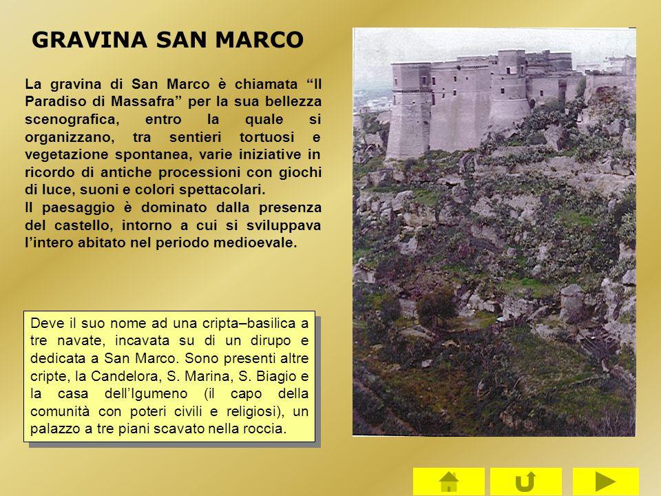GRAVINA SAN MARCO
