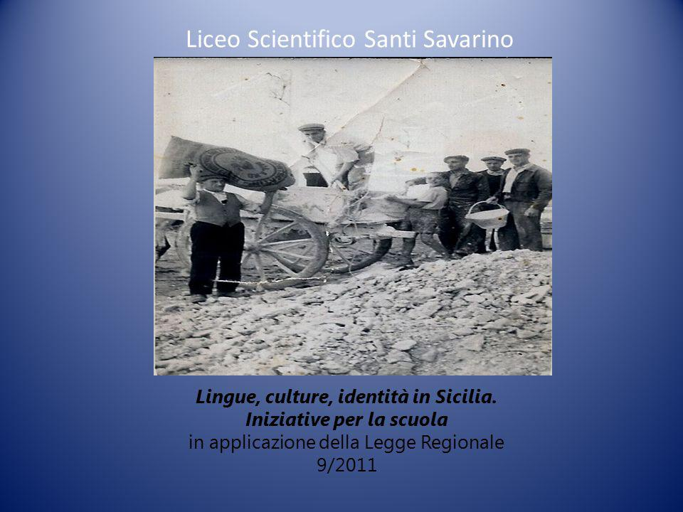 Liceo Scientifico Santi Savarino