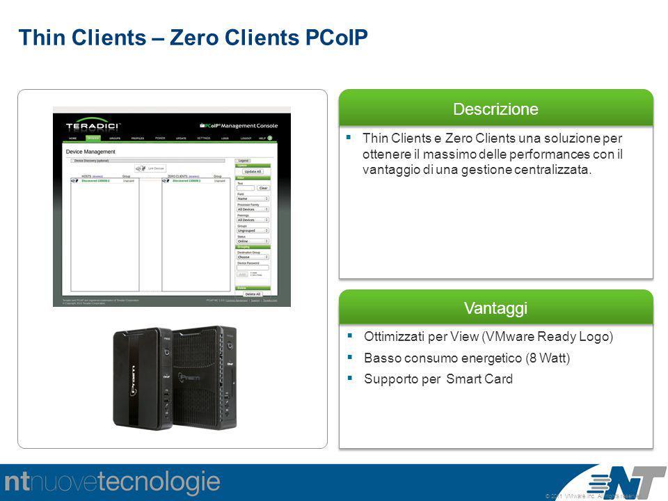 Thin Clients – Zero Clients PCoIP
