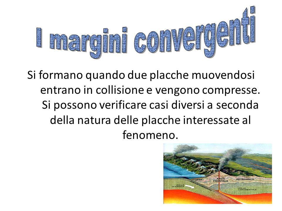 I margini convergenti