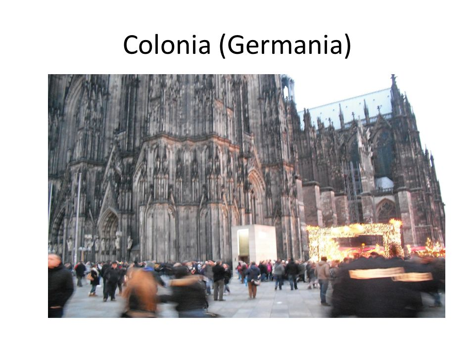 Colonia (Germania)
