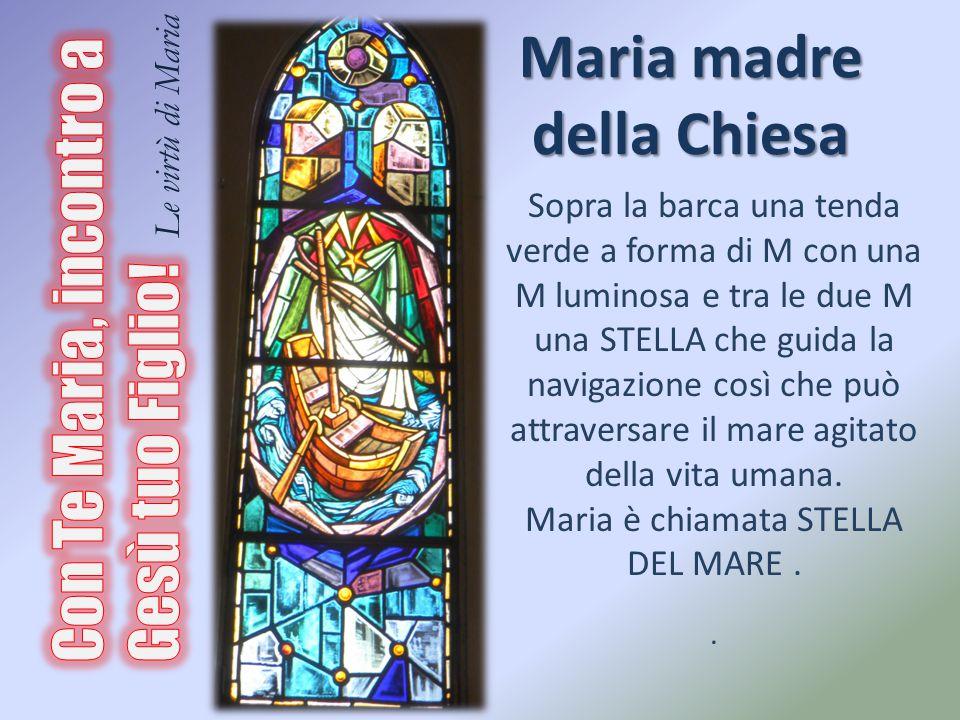 Maria madre della Chiesa